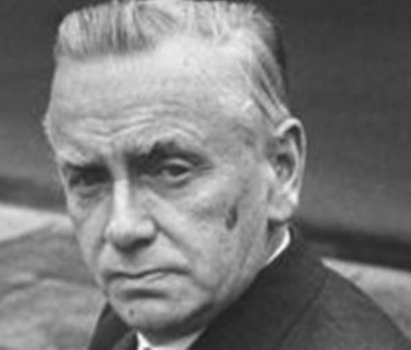 John A. Costello Taoiseach Picture