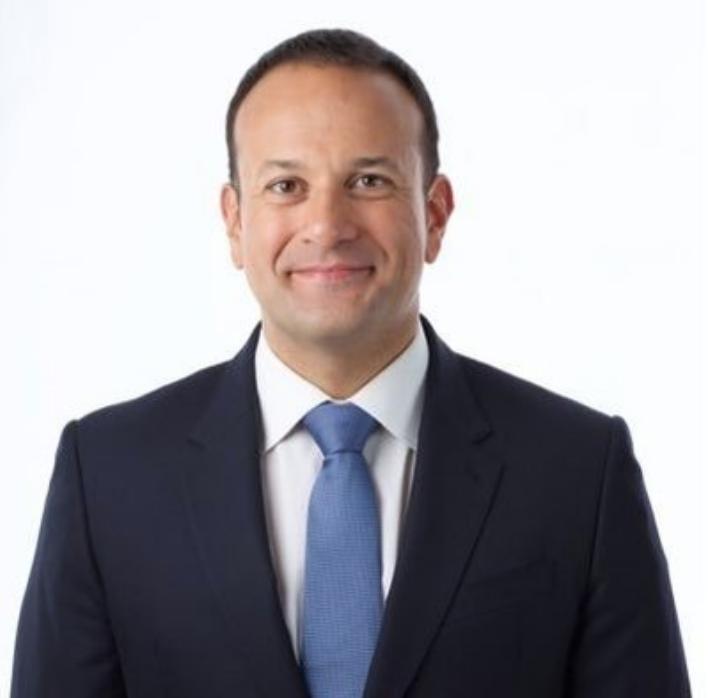 Leo Varadkar Taoiseach Picture