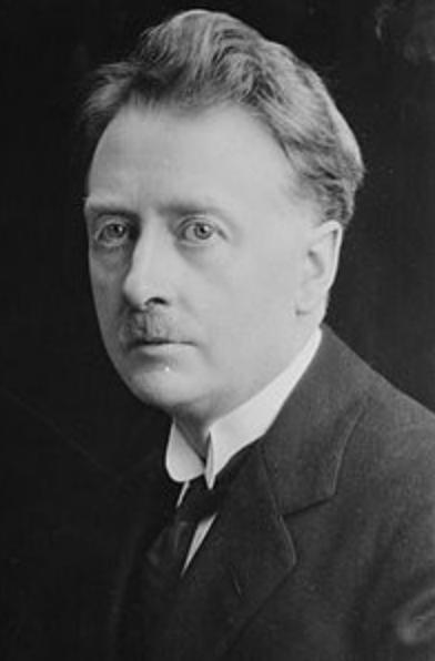 William Thomas Cosgrave Taoiseach Picture